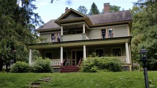 Historic real estate listing for sale in Hancock, NY