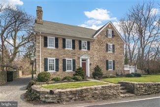 Historic real estate listing for sale in Fort Washington, PA