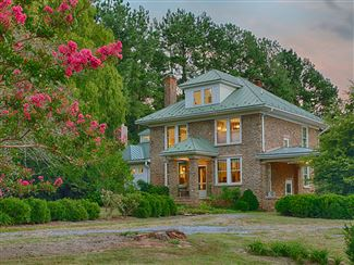 Historic real estate listing for sale in Arrington, VA