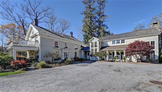 Historic real estate listing for sale in Williamstown, MA