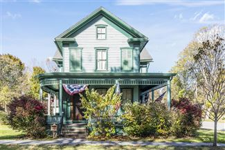 Historic real estate listing for sale in Belvidere, NJ