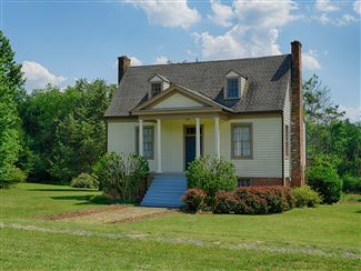 Historic real estate listing for sale in Scottsville, VA