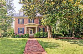 Historic real estate listing for sale in Lynchburg, VA