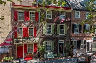 Historic real estate listing for sale in Philadelphia, PA
