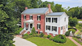Historic real estate listing for sale in Goochland, VA