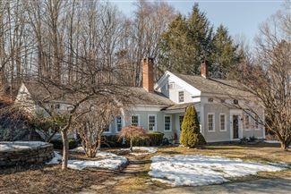 Historic real estate listing for sale in Sherman, CT