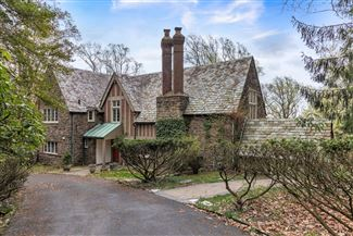 Historic real estate listing for sale in Huntingdon Valley, PA