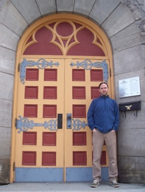 Tim Cannan, President of PreservationDirectory.com in Butte, Montana (June 2011)