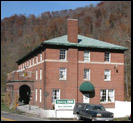 Coal Heritage Trail Inn: Mansion & Theater (Eckman, West Virginia)