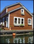 Featured Property: Houseboat in Portland, Oregon