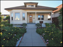 Historic Home in the Heart of Steinbeck Country, Salinas, California