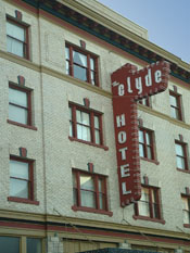 The Clyde Hotel, Portland, Oregon
