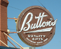 Buttons sign, downtown Ellensburg, Washington