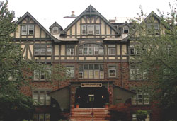 Westminster Apartments, Historic Browne's Addition Neighborhood, Spokane, Washington